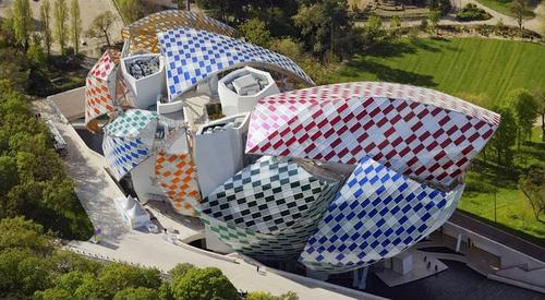 Fondation Louis Vuitton Paris 16