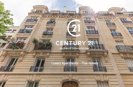 C21 paris 16 autueil immobilier